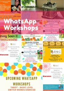 Unique WhatsApp Workshops